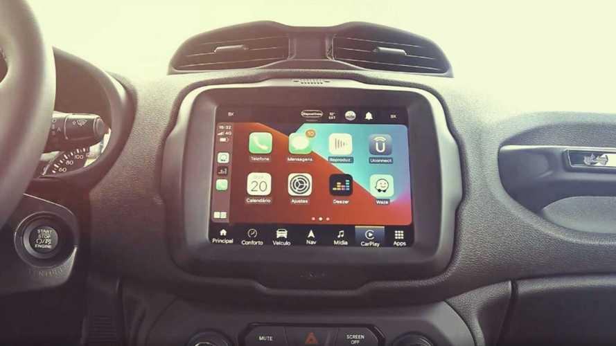 Jeep apresenta nova plataforma de conectividade Adventure Intelligence
