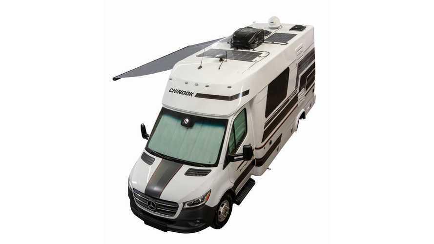 Chinook Summit, una autocaravana muy completa
