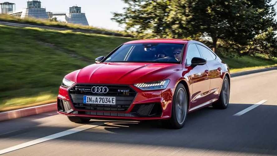 2022 Audi A7 PHEV Gets Bigger Battery, Few More EPA EV Miles