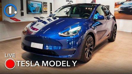 Tesla Model Y: Marktstart in Deutschland mit zwei Versionen