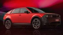Lancia Montecarlo: Hypothetische Neuauflage im Rendering