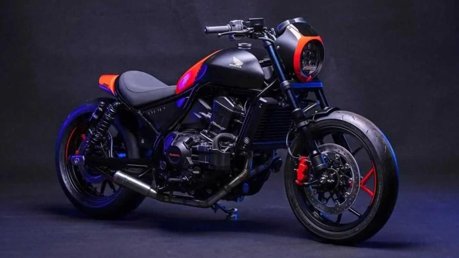 CMX Sport: 2021 Honda Rebel 1100 - Main