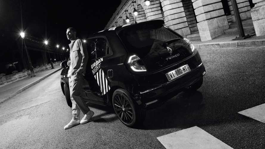 Renault Twingo Urban Night: el 'rey oscuro' de la ciudad