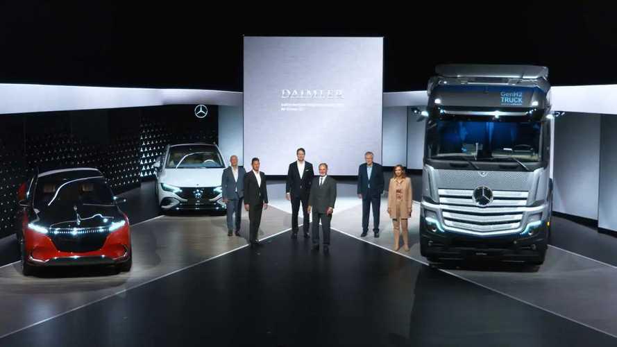 Daimler AG, confermato lo spin-off della divisione Truck & Buses