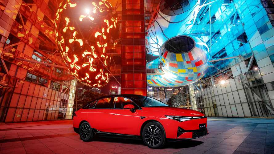 XPeng P5 Electric Sedan Debuts With Unmatched Tech And Space