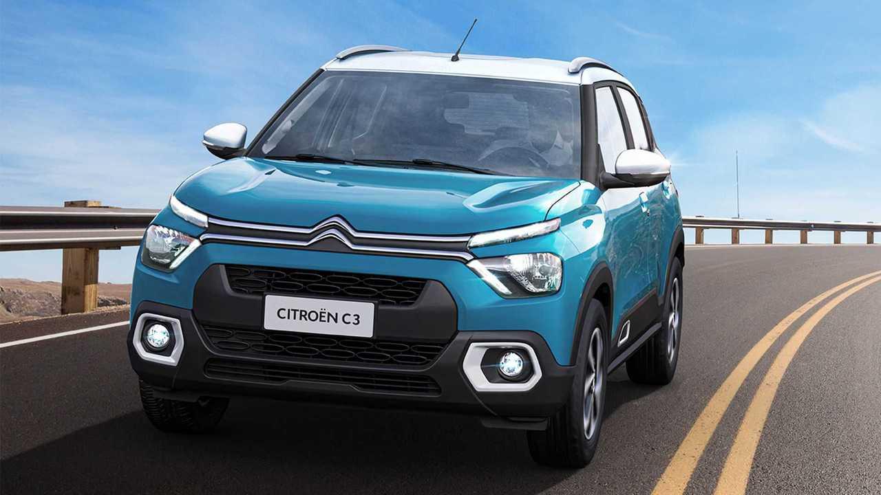 Citroën C3 2023 (Brasil)