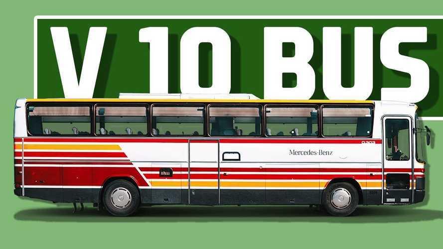 Суперкарам на зависть: оцените, как звучат некоторые автобусы