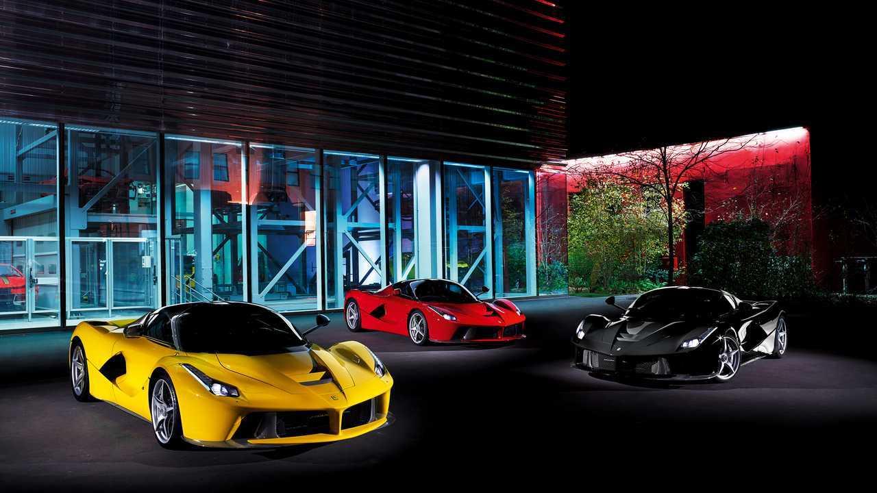 Ferrari, nuovo servizio post-vendita per i modelli LaFerrari