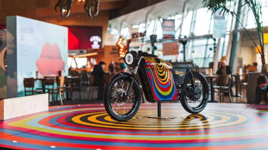 Check Out FTN Motion's Colorful Streetdog At Wellington Airport
