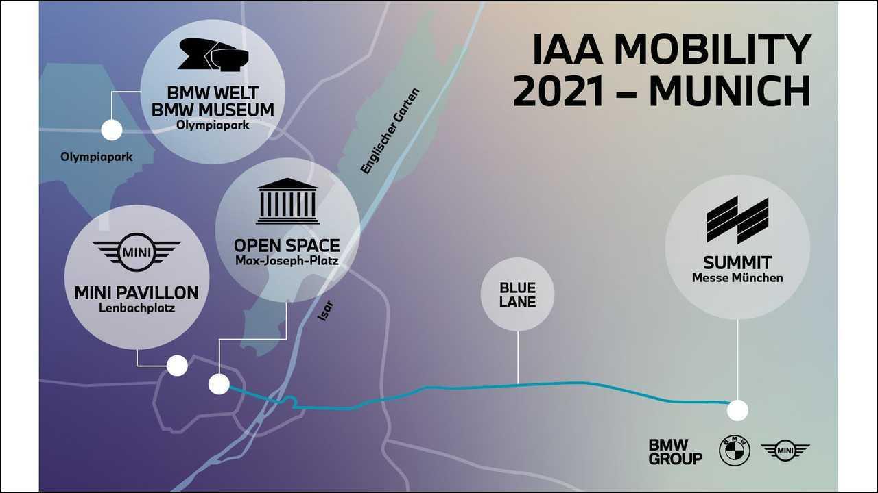 BMW at the IAA