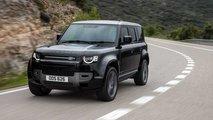 Land Rover Defender SVR soll mit +600-BMW-PS kommen