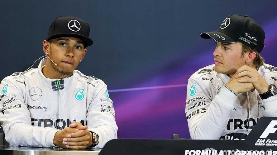 """Rosberg: """"Habrá más incidentes entre Hamilton y Verstappen"""""""