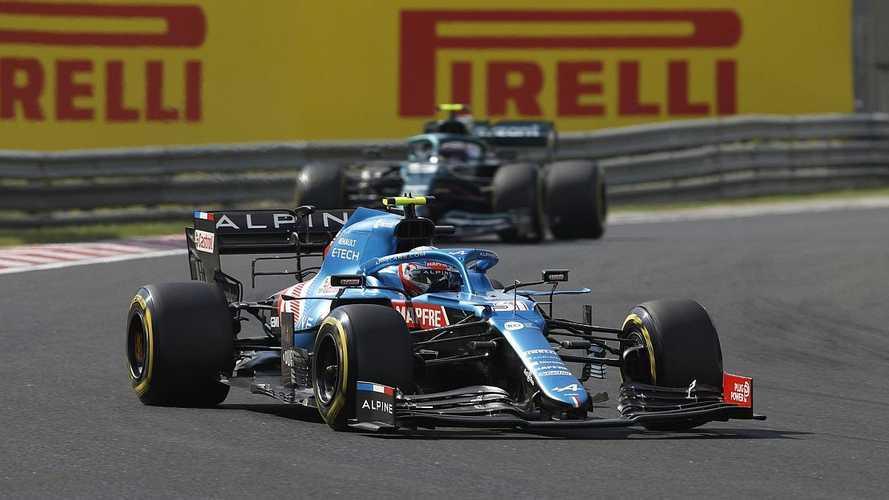 Alpine F1 teme colaboraciones entre equipos en los diseños de 2022