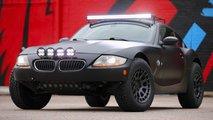 BMW Z4 M Coupé: Krasser Offroad-Umbau steht zum Verkauf