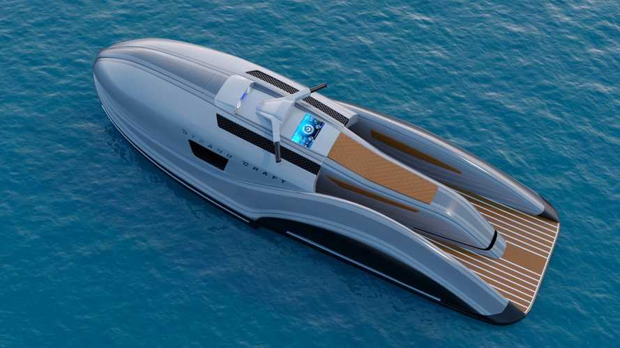 This V8-Powered Jet Ski Has The Heart Of A Muscle Car