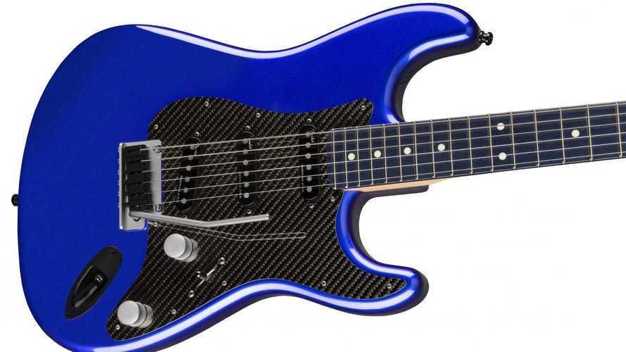 Fender Lexus LC Stratocaster