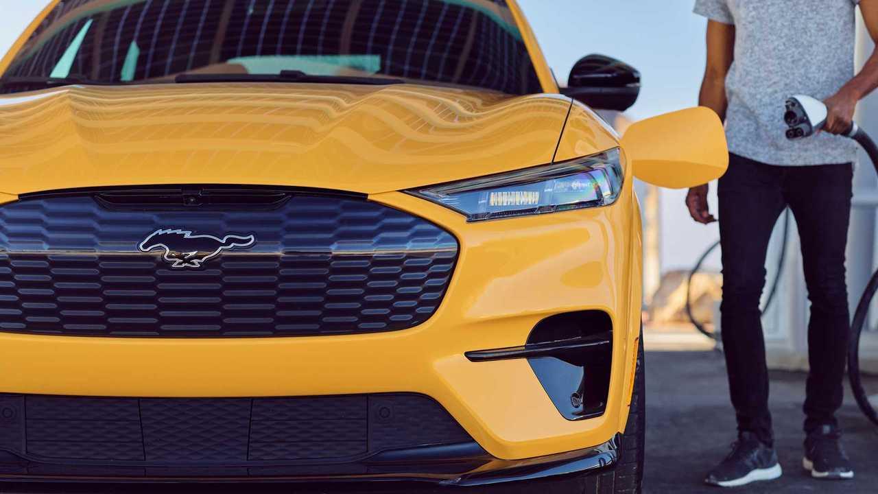 Livraison Mustang Mach-E GT