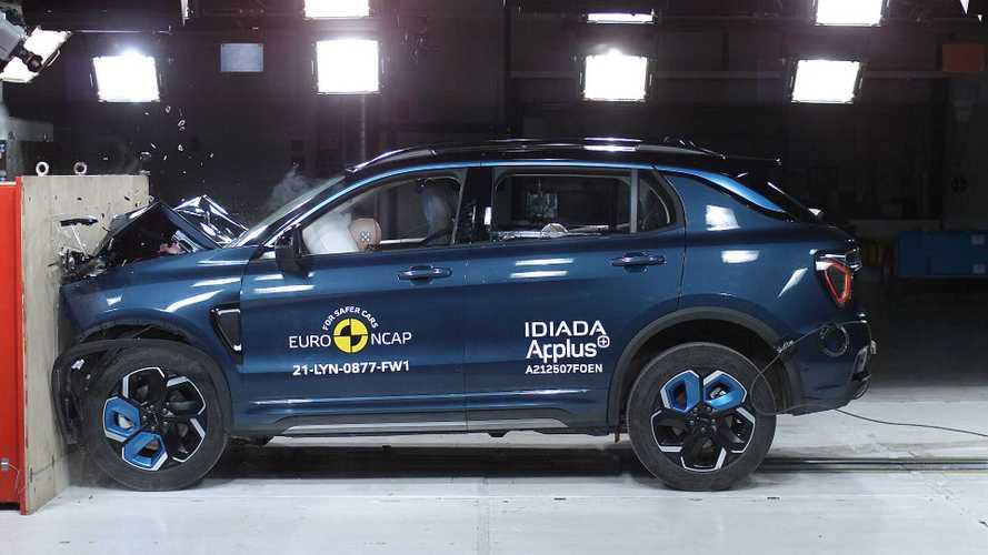 EuroNCAP, SUV cinesi e auto a idrogeno sono da 5 stelle