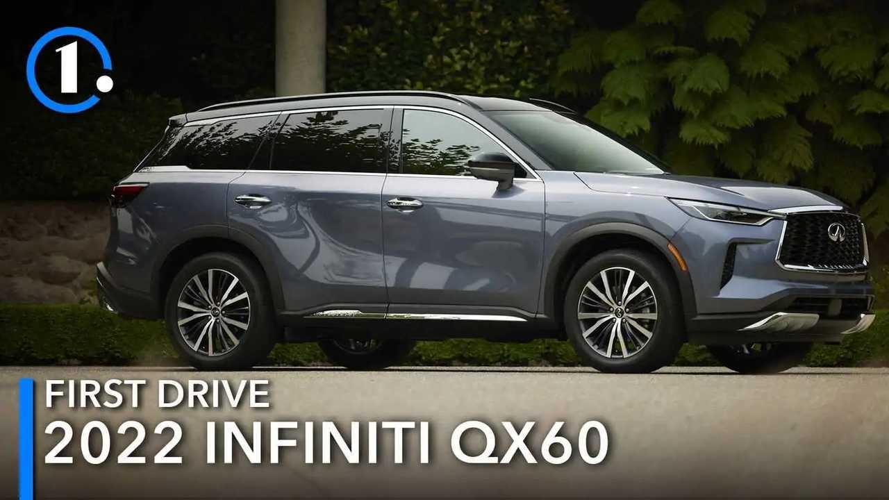 2022 Infiniti QX60