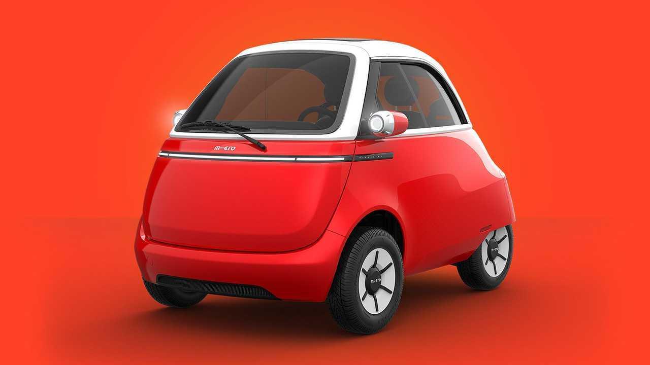 Microlino 2.0: Serienversion steht auf der IAA Mobility 2021