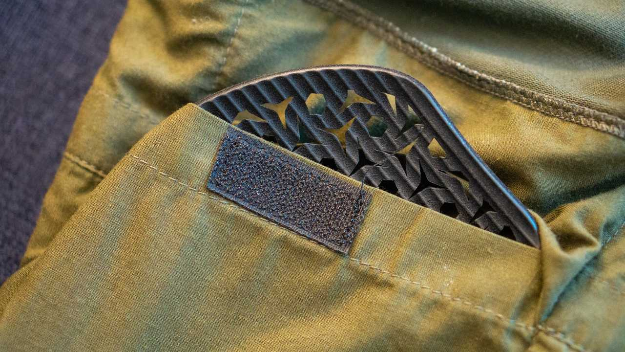 Dainese Chinos Tex Pants - Armor Pocket