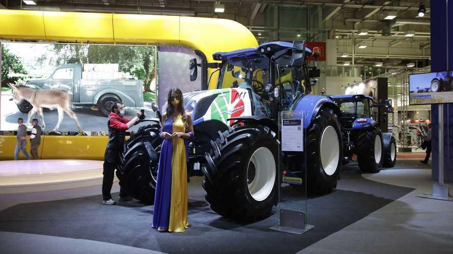 New Holland Agriculture a EIMA 2021: tutte le novità