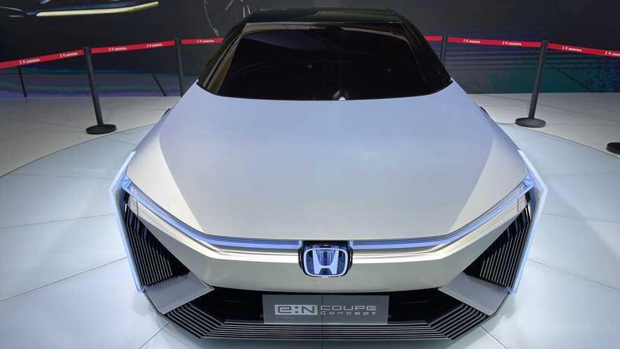 Концепт Honda e:N Coupe представлен в Ухане