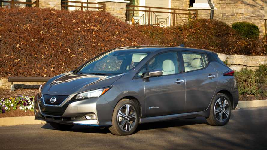 US: Nissan Slashes LEAF Prices With 2022 MY Introduction