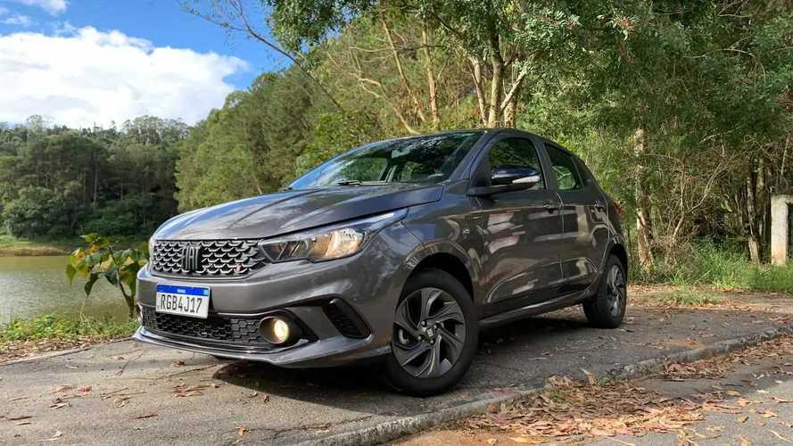 """Teste rápido Fiat Argo S-Design 1.3: """"Popular"""" completão"""