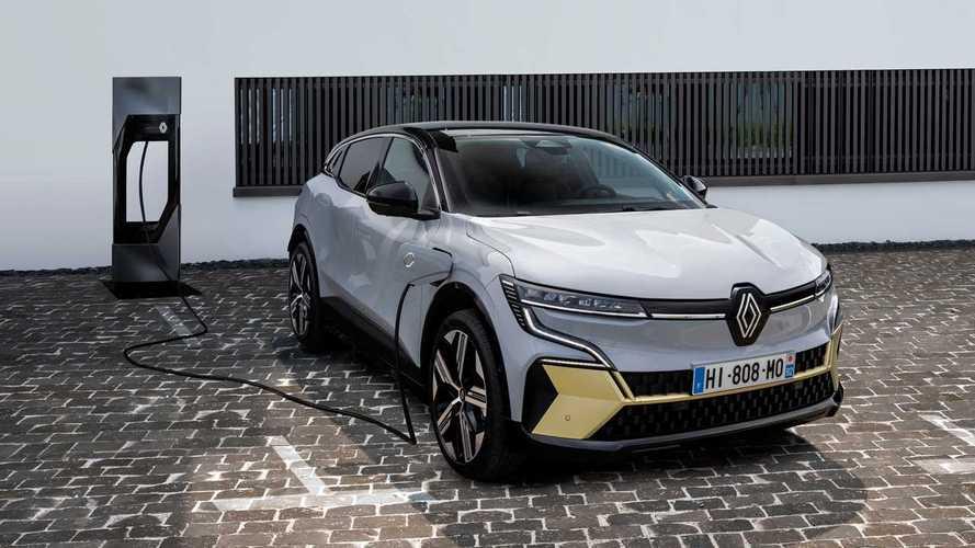 Elektromos SUV-vé változott a Renault Megane, E-Tech néven