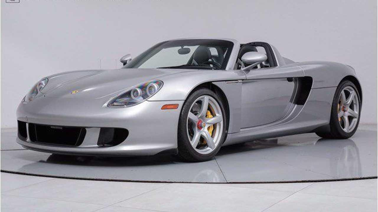 Porsche Carrera GT (2005) - 1.499.000 dollari