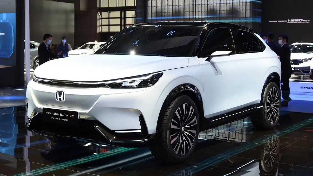 Honda - SUV eletrico conceito