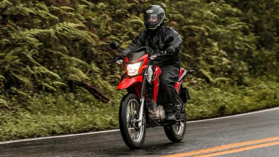 Honda Bros 160 2022 - Primeiras impressões