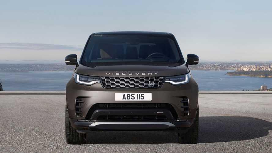 Land Rover Discovery, la versione top è la Metropolitan Edition