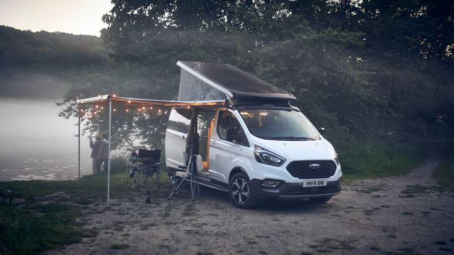 Ford Transit Active и Trail