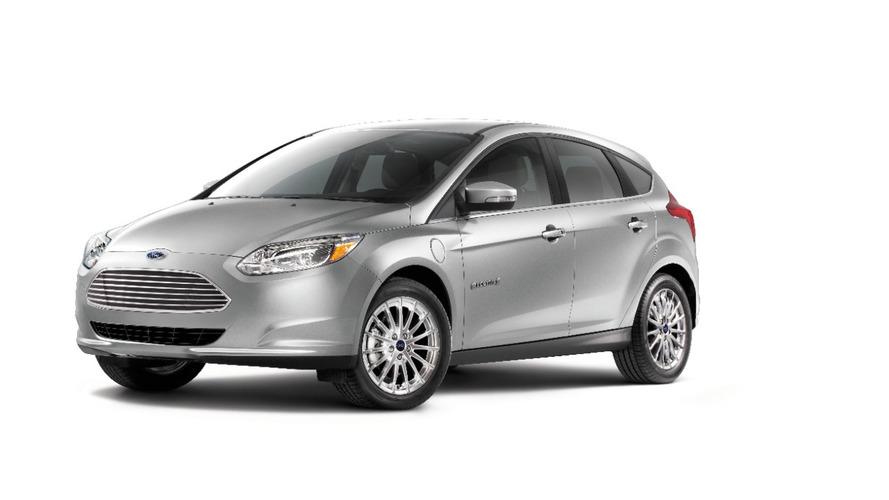 2017 Ford Focus Electrique