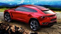 Lamborghini Urus by Peisert Design