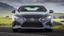 2018 Lexus LC 500h: İlk Sürüş