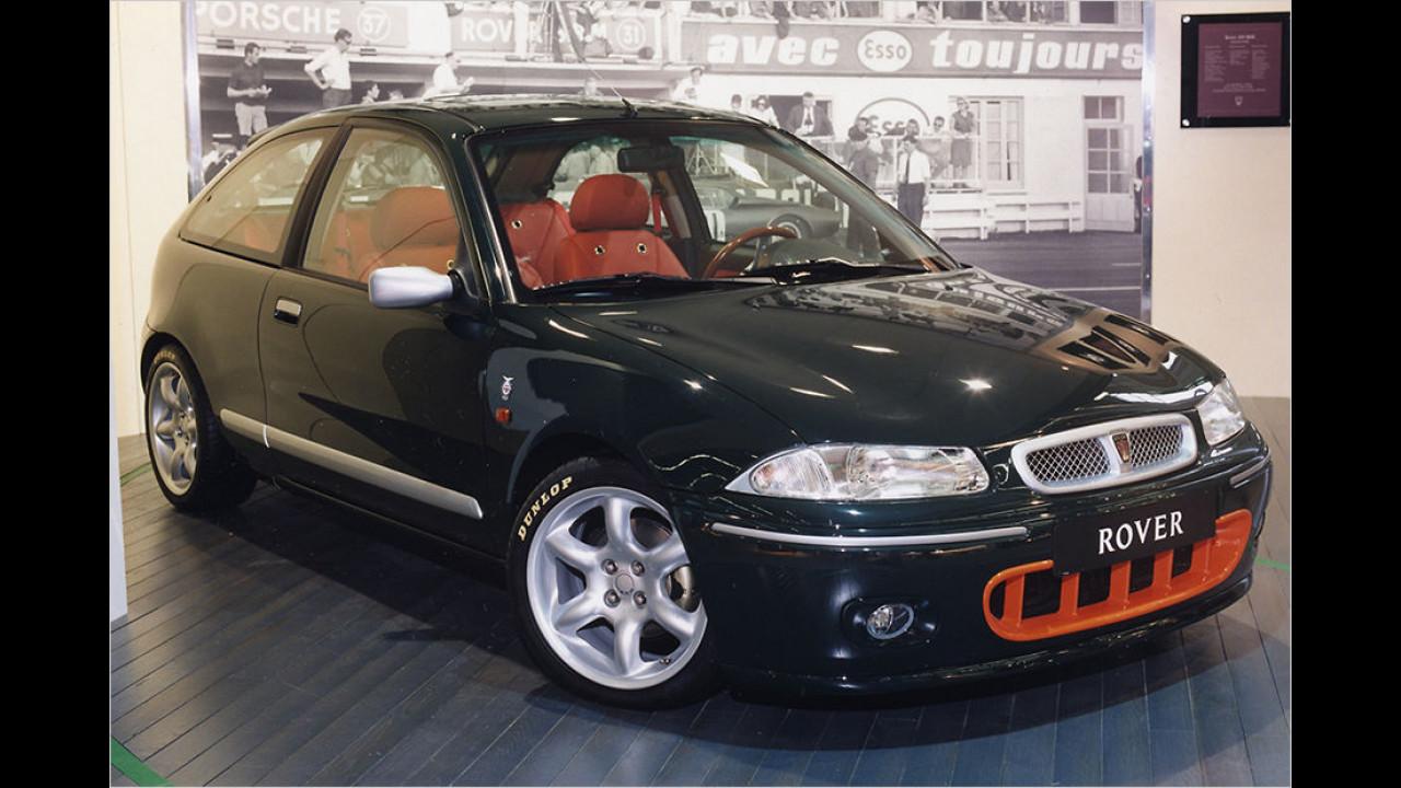 Rover 200 BRM