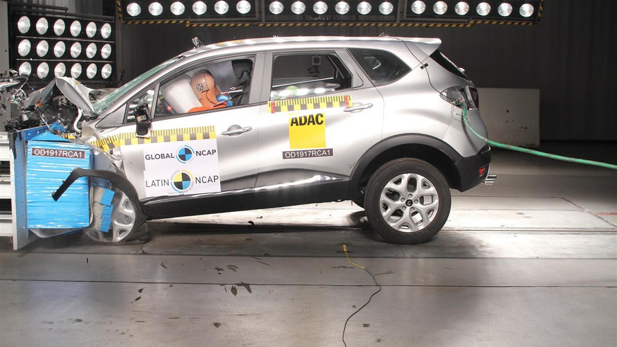 Latin NCAP apresentará 3 novos resultados de crash-tests na terça