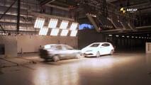 Toyota Corolla çarpışma testi