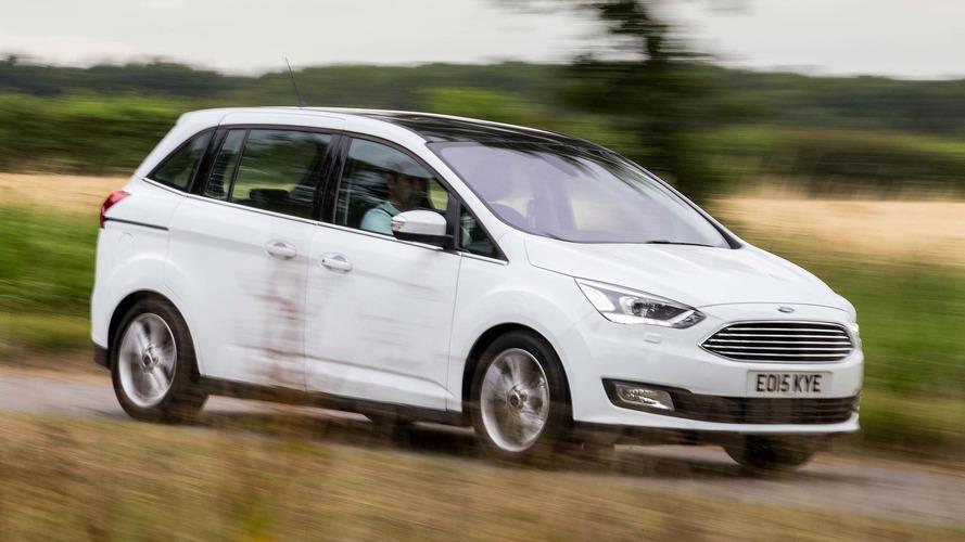 2017 ford grand c max car mats