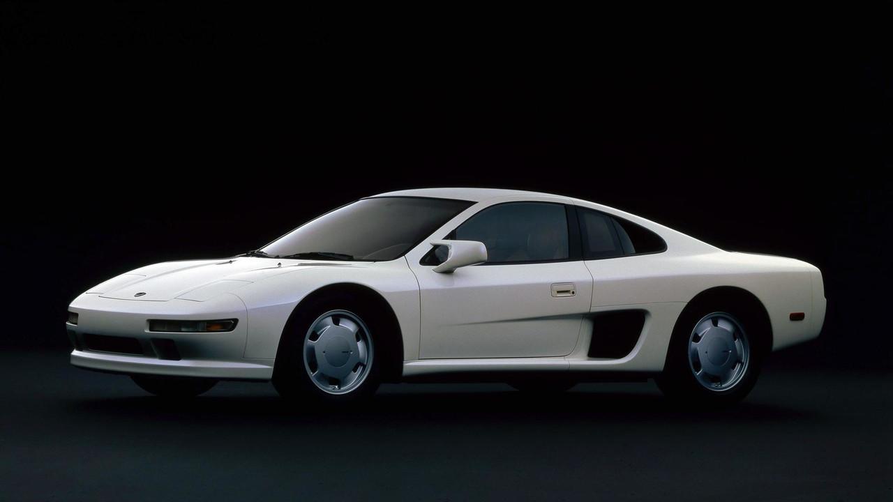 1987 Концепция Nissan MID4 Type II