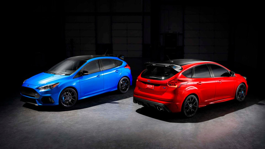 Limited-Edition 2018 Focus RS Gets LSD Up Front, Race Red Color