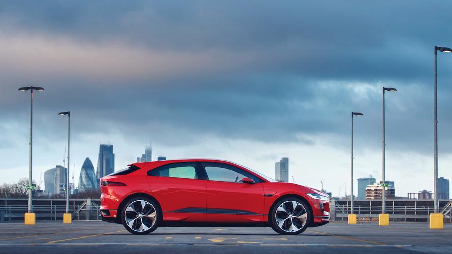 Jaguar I-Pace Concept salón de Ginebra 2017
