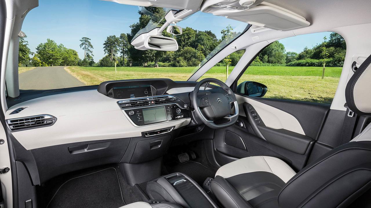 2017 Citroen C4 Picasso Review