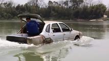 voiture amphibie chine