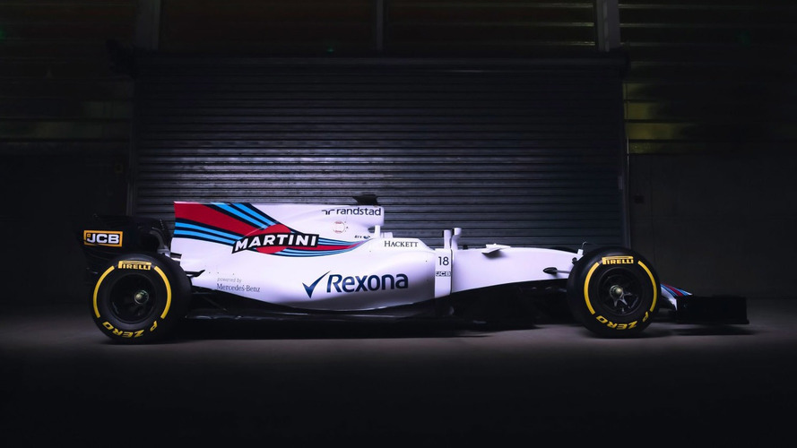 Formule 1 - La Williams FW40 s'affiche
