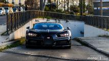KVC - Bugatti Chiron à Paris