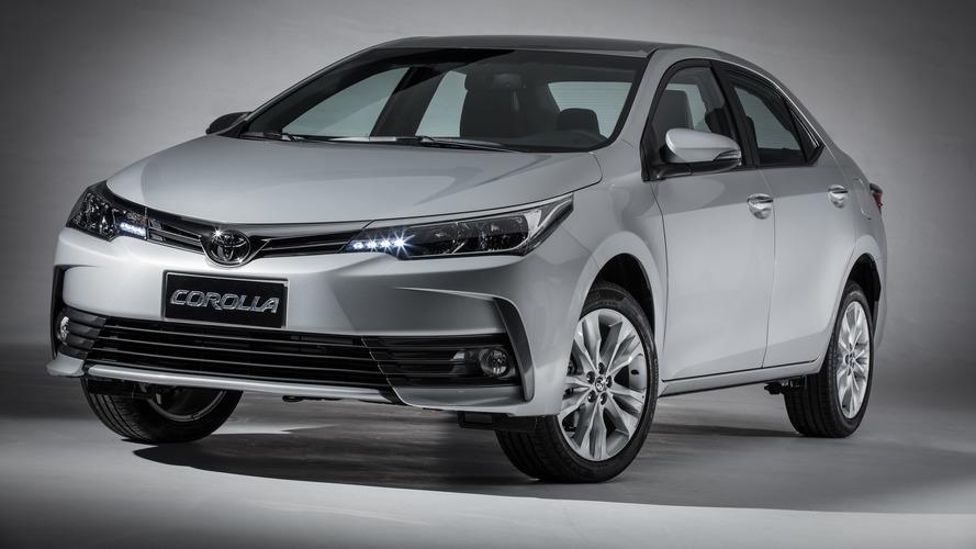 Toyota Corolla tem promoção com R$ 6 mil de desconto